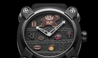 "Romain Jerome says ""Game on!"" with latest watch models"