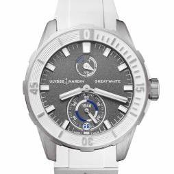 Diver Chronometer Great White by Ulysse Nardin