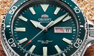 Orient: the watch brand of Epson