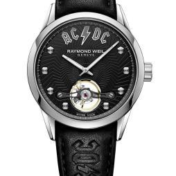 FREELANCER AC/DC LIMITED EDITION by Raymond Weil