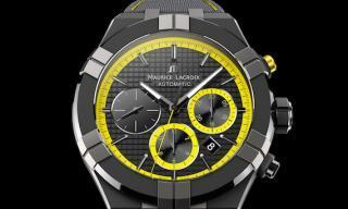 Introducing Maurice Lacroix's Aikon Automatic Chronograph