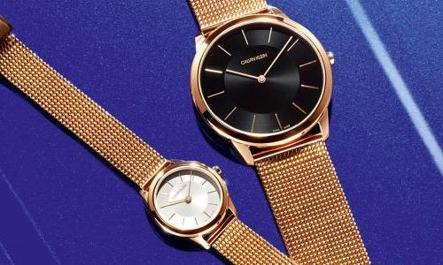 "Calvin Klein: The ""godmother"" of watch fashion brands"