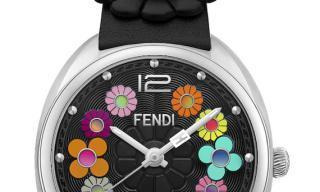 Presenting the new Momento Fendi Flowerland