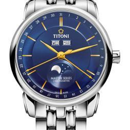 Titoni Master Series 94588 Moon Phase