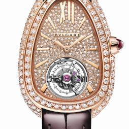 Bulgari Serpenti Seduttori Tourbillon rose gold