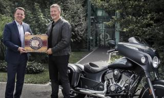 Baume & Mercier hops on Indian Motorcycle Partnership