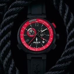 TAMBOUR REGATTA AMERICA'S CUP AUTOMATIC by Louis Vuitton