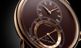 Jaquet Droz: the Grande Seconde Quantième takes on a new persona
