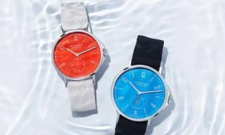The perfect summer watch? A closer look at the Nomos Aqua