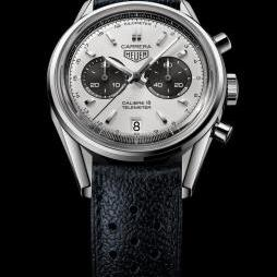 CARRERA CALIBRE 18 CHRONOGRAPH by TAG Heuer