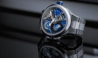 An introduction to Greubel Forsey's new GMT Sport