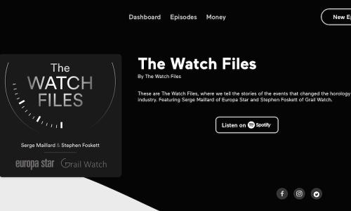 The Watch Files #3 - Zenith