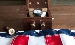 Vortic introduces Americana to watchmaking