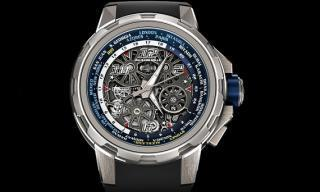 Around the world with Richard Mille's RM 63-02 World Timer