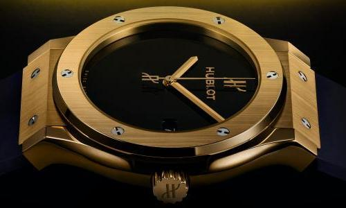 Hublot celebrates its 40th anniversary