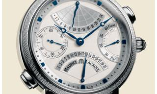 Maurice Lacroix concentrates on its Masterpiece