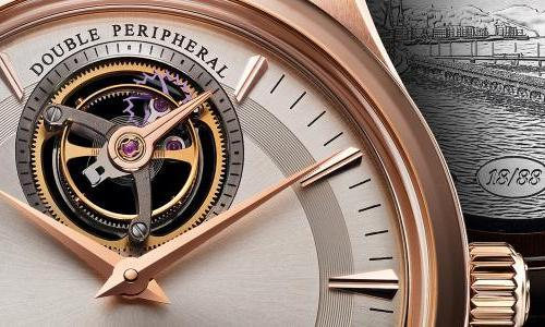 Carl F. Bucherer: Master of the peripheral