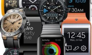 TECHNOLOGY - The promises of smartwatches