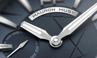 A closer look at the Mauron Musy Armure collection