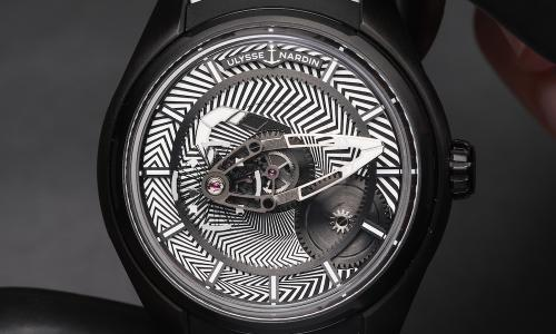 Introducing Ulysse Nardin's new Freak X Razzle Dazzle