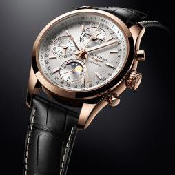 LONGINES CONQUEST CLASSIC MOONPHASE by Longines