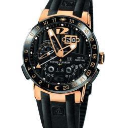 BLACK TORO by Ulysse Nardin