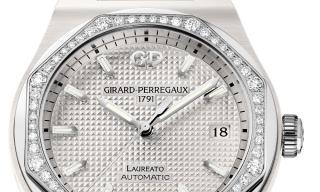 Girard-Perregaux launches White Ceramic Laureato
