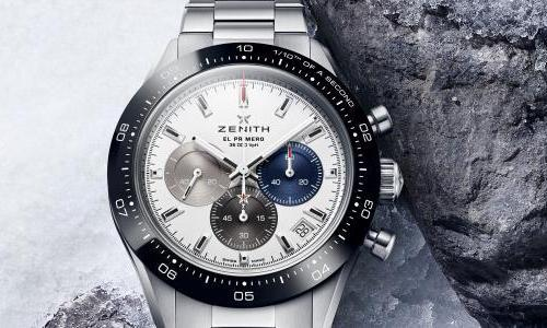 Zenith unveils the new Chronomaster Sport collection