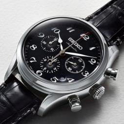 The Presage enamel dial limited edition by Seiko