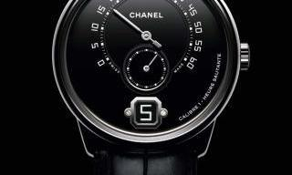 ALL EYES ON...CHANEL - Since 1987, Chanel gives time a unique allure