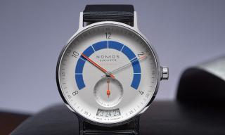 "NOMOS Glashütte gets sporty with new ""Autobahn"" neomatik watch"
