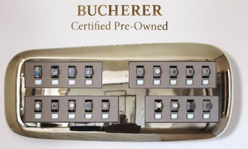 """Bucherer is ready to revolutionise the pre-owned market"""