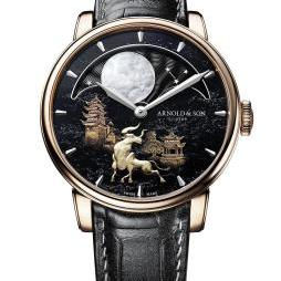 "Arnold & Son Perpetual Moon ""Year of the Ox"""