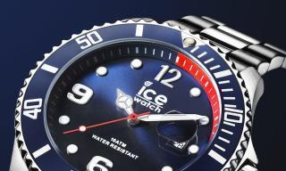 "Ice-watch's ""steely"" resolve to conquer the men's affordable market"