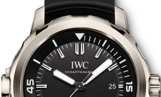 IWC launches Aquatimer Ocean 2000 special edition