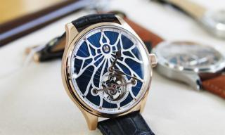 "With eyes on ""Tomorrow"", Alexander Shorokhoff releases first tourbillon model"