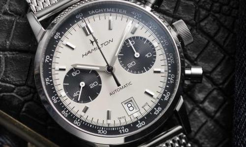 Hamilton extends the vintage-inspired Intra-Matic range