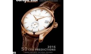 ALL EYES ON… CARL F. BUCHERER: The Golden Move