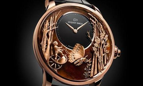 Jaquet Droz: celebrating Automata