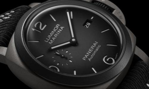 Panerai presents the Luminor Marina 44mm - Guillaume Néry Edition