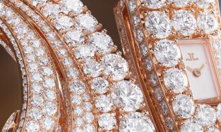 Jaeger-LeCoultre: two new High Jewellery watches