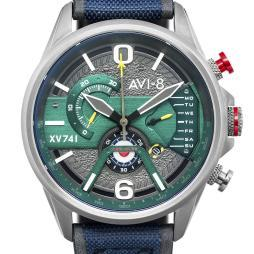 AVI-8 Hawker Harrier Blue Nylon Edition