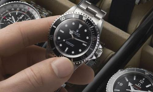 The five most sought-after watches online