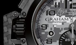 The hot-blooded chronograph pays tribute to the Navy Seals