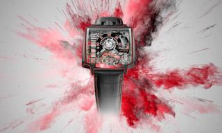 Hautlence in Technicolor: the Vortex Gamma