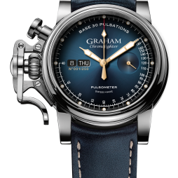 Graham Chronofighter Vintage Pulsometer