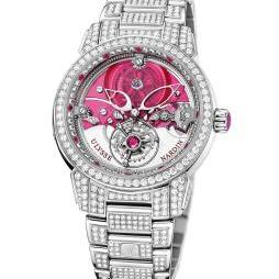 RUBY ROYAL TOURBILLON by Ulysse Nardin