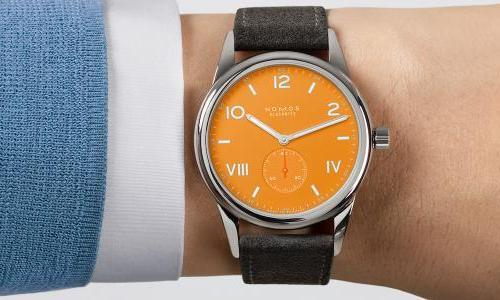 Nomos: new watches for graduation