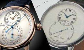"Jaquet Droz and the Grande ""small second"""