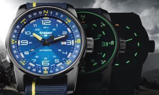 Introducing the Traser P68 Pathfinder Automatic Midnight-Blue